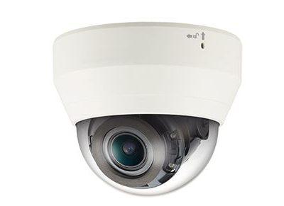 Camera IP Dome hồng ngoại wisenet 2MP QND-6070R/VAP