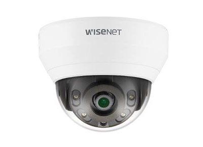 Camera IP Dome hồng ngoại 2.0 Megapixel Hanwha Techwin WISENET QND-6012R/VAP