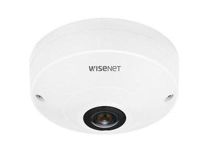 Camera IP Wisenet Fisheye QNF-9010/VAP 12MP