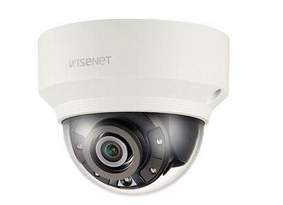 Camera IP Dome hồng ngoại wisenet 5MP XND-8040R/VAP
