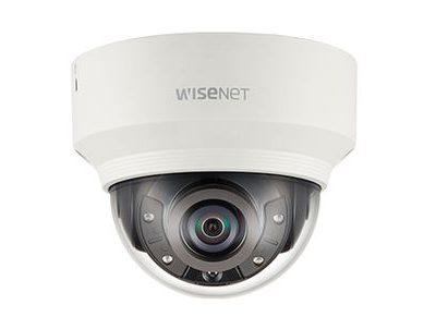 Camera IP Dome hồng ngoại wisenet 5MP XND-8020R/VAP
