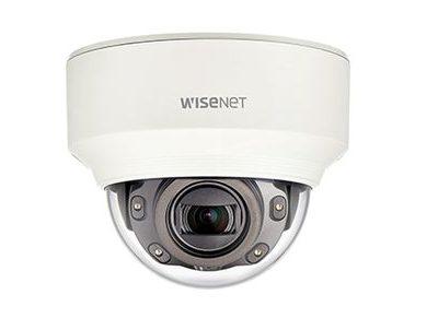 Camera IP Dome hồng ngoại wisenet 2MP XND-6080RV/VAP