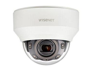 Camera IP Dome hồng ngoại wisenet 2MP XND-6080R/VAP