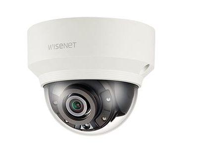 Camera IP Dome hồng ngoại wisenet 2MP XND-6020R/VAP