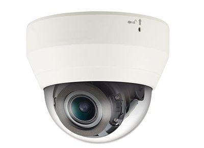 Camera IP Dome hồng ngoại 4MP Wisenet Samsung QND-7080R/VAP