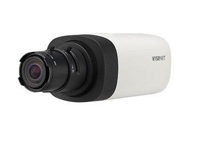 Camera IP Box Wisenet QNB-6002/VAP 2MP