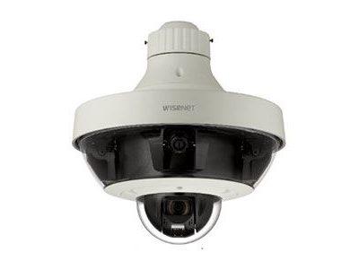 Camera IP PTZ/Quay quét 4 trong 1 Wisenet PNM-9320VQP/VAP