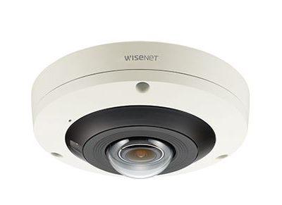 Camera IP Fisheye 6MP wisenet XNF-8010RV/VAP
