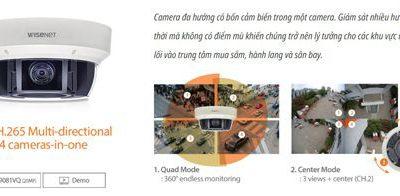Giải pháp CCTV Wisenet cho giám sát giao thông