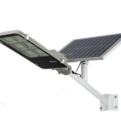 Đèn LED năng lượng mặt trời SOLAR LJD 6V-400W (Bao gồm tấm pin, chân đế)