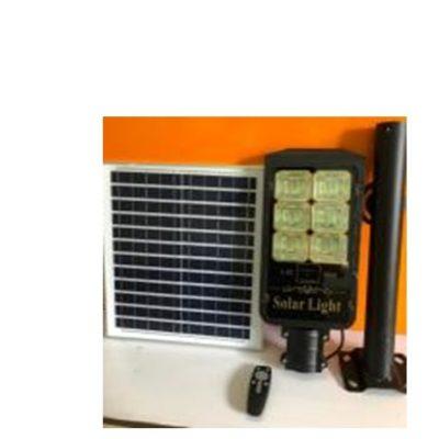 Đèn LED năng lượng mặt trời SOLAR LJD 6V-500W (Bao gồm tấm pin, chân đế)