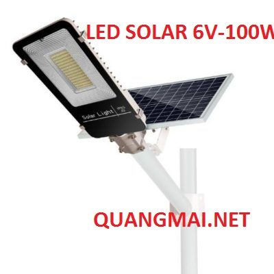 LED SOLAR 6V-100W