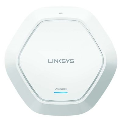 LINKSYS LAPAC1200C – AC1200 Dual Band Cloud Access Point – LAPAC1200C