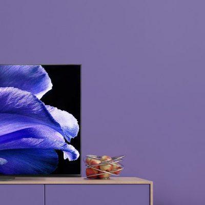 Smart Tivi OLED Sony 4K 77 inch KD-77A9G
