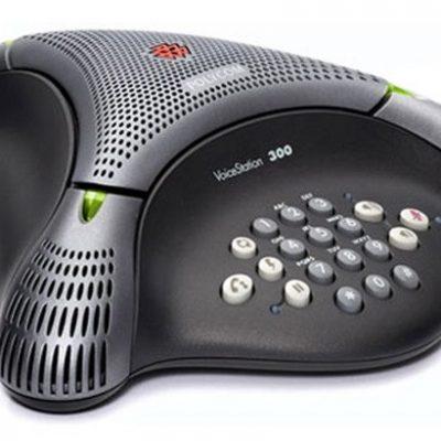Điện thoại hội nghị POLYCOM VoiceStation 300 DUO