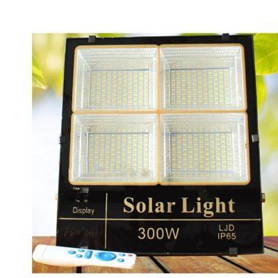 Đèn LED năng lượng mặt trời SOLAR 300W