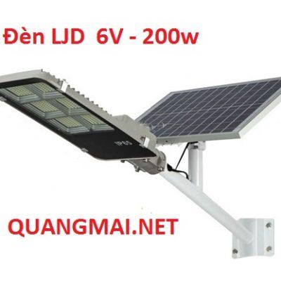 Đèn LJD  6V – 200w
