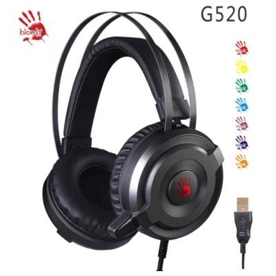 Tai Nghe Chụp Tai Game Thủ Có Dây A4tech- G520