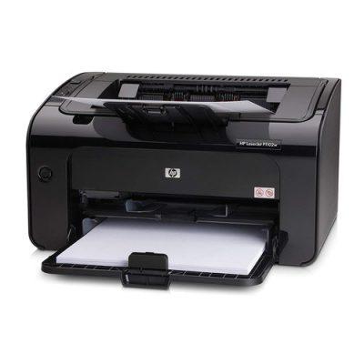 Máy in laser trắng đen khổ A4 HP P1102W