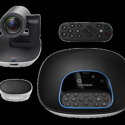 Webcam hội nghị truyền hình Logitech Group