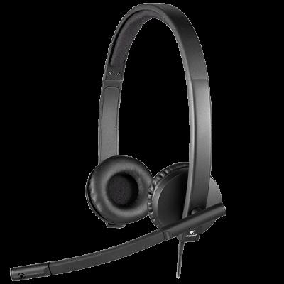 Tai nghe H570E của Logiech (Logitech H570E headset)