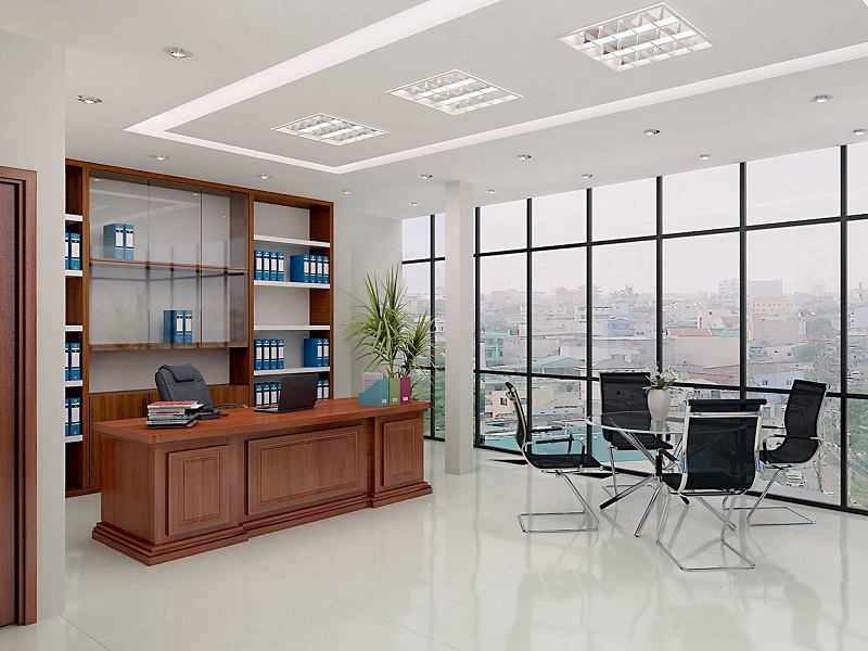 Các bố trí các thiết bị văn phòng gọn gàng nhất