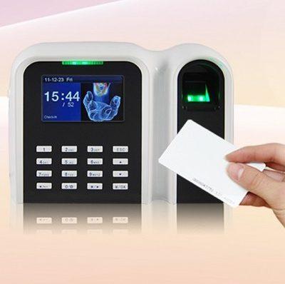 Máy chấm công vân tay và thẻ GIGATA T9 ( giá đã có VAT)