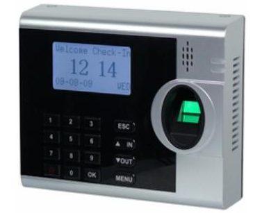 Máy chấm công vân tay và thẻ cảm ứng RONALD JACK 3000 TID( giá đã có VAT)
