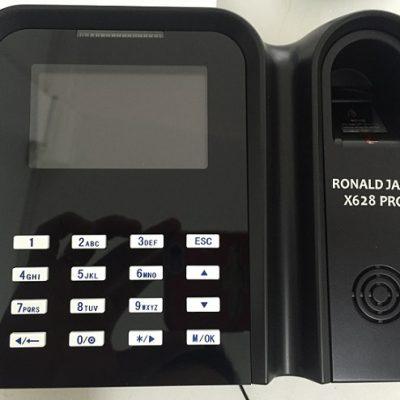 Máy chấm công vân tay và thẻ cảm ứng RONALD JACK X628 PRO (đã có VAT)