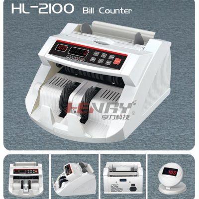 Máy đếm tiền HENRY HL-2100UV (đã có VAT)