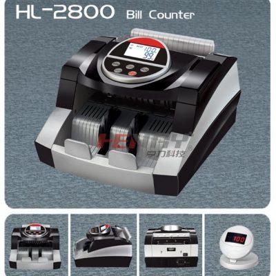 Máy đếm tiền Henry HL-2800UV ( đã có VAT)