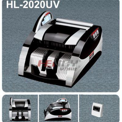Máy đếm tiền HENRY HL-2020UV (đã có VAT)