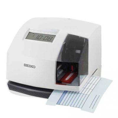 Máy đóng công văn SEIKO TP-6 ( thiết bị ghi nhận thời gian) giá có VAT