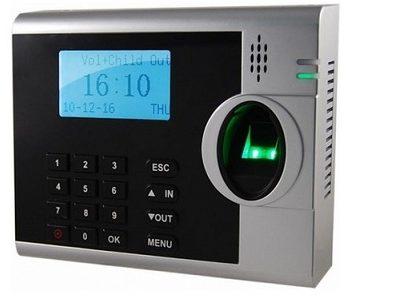 Máy chấm công thẻ cảm ứng RONALD JACK S400C ( đã có VAT)