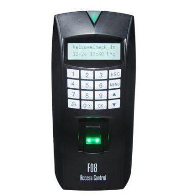 Máy chấm công Kiểm Soát cửa bằng vân tay và cảm ứng MITA F08 (đã có VAT)