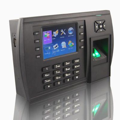 Máy chấm công vân tay và thẻ cảm ứng MITA 8683(Dung lượng lớn- Đã có VAT)