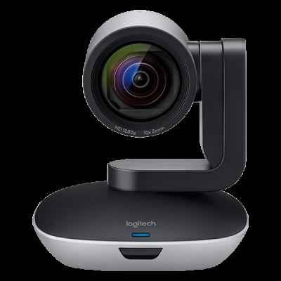Webcam hội nghị truyền hình Logitech PTZ Pro 2(điều kiểu từ xa)