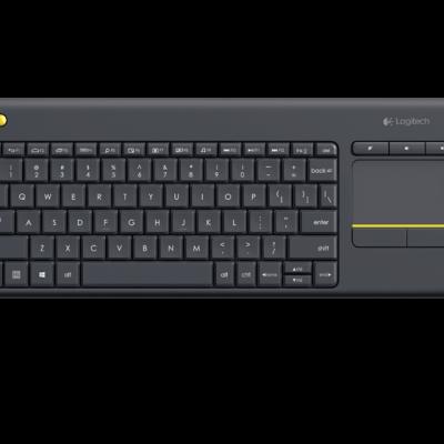 Bàn phím không dây Logitech K400 Plus