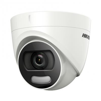 Camera HD-TVI Dome hồng ngoại 2.0 Megapixel HIKVISION DS-2CE72DFT-F