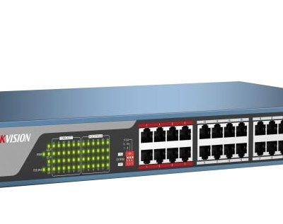 24-port 10/100Mbps PoE Switch HIKVISION DS-3E0326P-E(B)