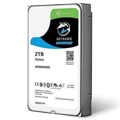 Ổ cứng chuyên dụng 2TB SKYHAWK SEAGATE ST2000VX008