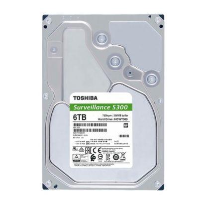 Ổ cứng chuyên dụng 6TB TOSHIBA HDWT360UZSVA