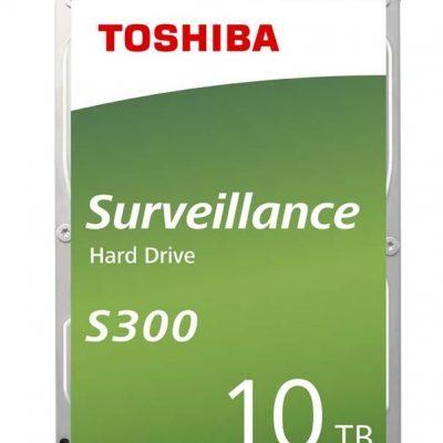 Ổ cứng chuyên dụng 10TB TOSHIBA HDWT31AUZSVA
