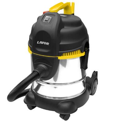 Máy hút bụi khô và ướt Lavor LVC20XS (Thương hiệu Italia)