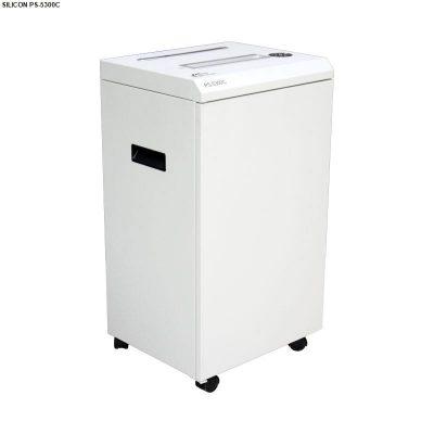 Máy hủy tài liệu văn phòng siêu bảo mật Silicon PS-5300C