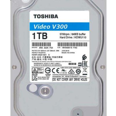 Ổ cứng chuyên dụng 1TB TOSHIBA HDWU110UZSVA