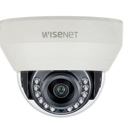 Camera Dome AHD hồng ngoại 4.0 Megapixel Hanwha Techwin WISENET HCD-7010R
