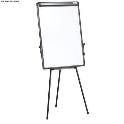 Bảng Flipchart Silicon 3 chân FB33(60×90)