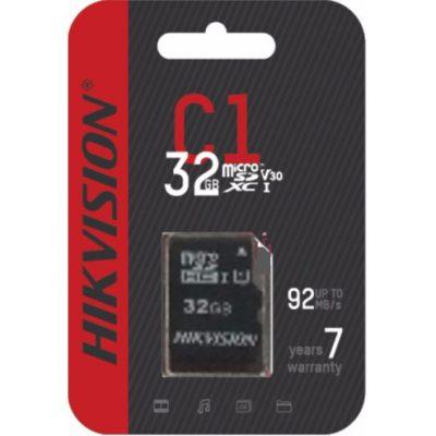 Thẻ nhớ HIKVISION HS-TF-C1(STD)/32G/Adapter
