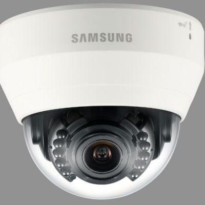 Camera IP Dome hồng ngoại 2.0 MegapixelHanwha Techwin WISENETSND-L6083R